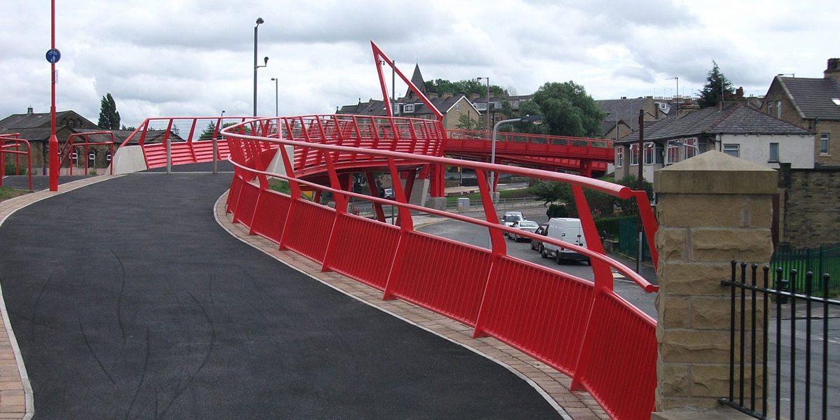 Manchester Road Bridge, Bradford, UK