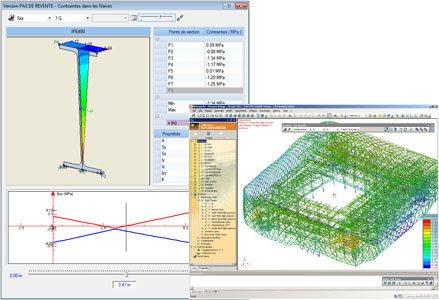GRAITEC Advance Design | Przetwarzanie wyników
