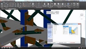 Autodesk Advance Steel in 3 minutes